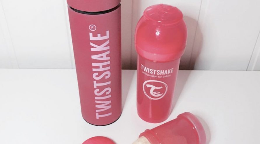 Twistshake® Termo Crna