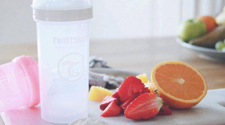 Twistshake® Crawler Cup 300ml Pearl (8+m)