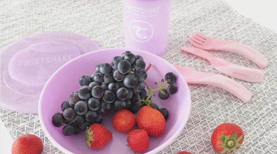 Twistshake® Zdjelica 520ml Pastelno Roza (6+m)