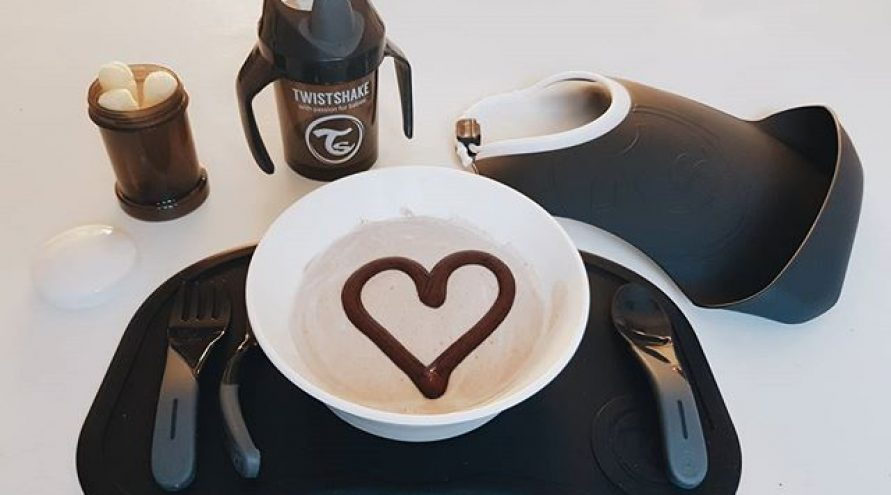 Twistshake® Podloga Mini Pastelno Bež