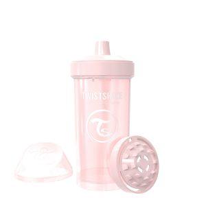 Twistshake® Kid Cup 360ml Pearl Pink (12+m)