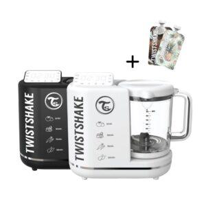 Twistshake® procesori za baby hranu 6 u 1