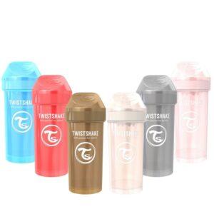 Twistshake® Kid Cup 360ml Pearl (12+m)
