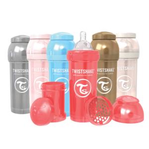 Twistshake® Anti-Colic 260ml Pearl